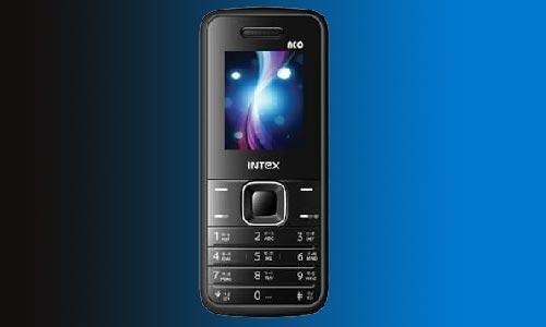 ಇಂಟೆಕ್ಸ್ ನೀಡುತಿದೆ ವಿನೂತನ GSM ಫೋನ್