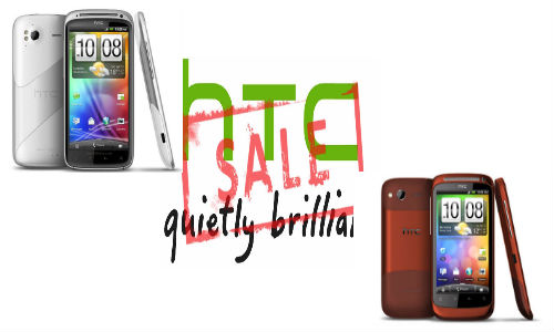 HTC ಆಂಡ್ರಾಯ್ಡ್ ಫೋನುಗಳ ಬೆಲೆ ಕಡಿತ