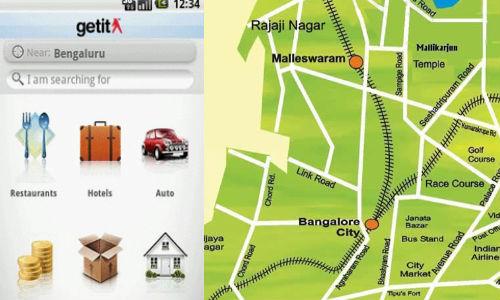 ಬೆಂಗಳೂರಿನಲ್ಲಿ ಬೇಕಾದ್ದು ಹುಡುಕಲು App