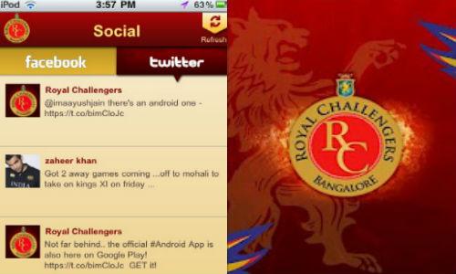 ರಾಯಲ್ ಚಾಲೆಂಜರ್ಸ್ ಆಂಡ್ರಾಯ್ಡ್ App