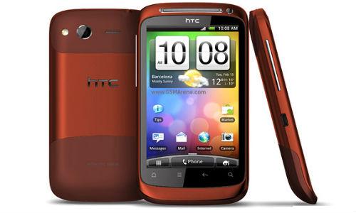 HTC ಡಿಸೈರ್ V: ಮೊದಲ ದ್ವಿಸಿಮ್ ಆಂಡ್ರಾಯ್ಡ್ ಫೋನ್