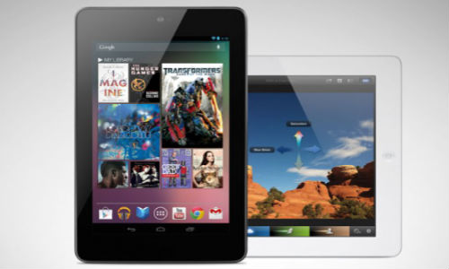 drop test apple new ipad vs google nexus 7