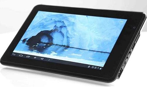 ICE ಎಕ್ಸ್ಟ್ರೀಮ್ 7: ಹೊಸ ಆಂಡ್ರಾಯ್ಡ್ 4.0 ಟ್ಯಾಬ್ಲೆಟ್