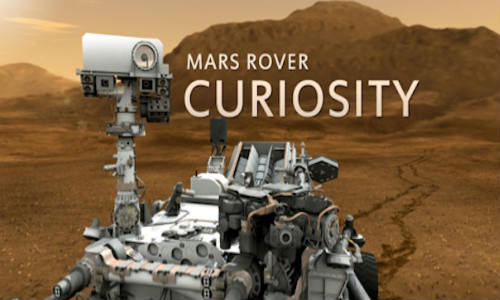 top 5 apps to follow curiosity nasa and space