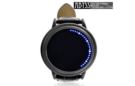 blue-led-touchscreen-watch