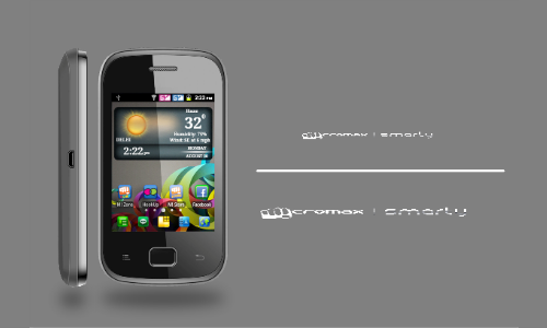 2.Micromax A25 Press Shots