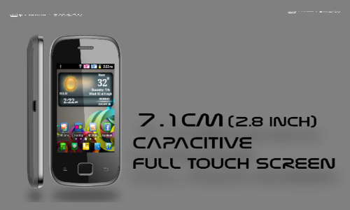 8.Micromax A25 Press Shots
