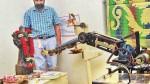 32 ವರ್ಷ ಕಳೆದರೂ ಅಯ್ಯಪ್ಪನಿಗೆ ಆರತಿ ಬೆಳಗುತ್ತಿದೆ ಭಾರತದ ಮೊದಲ ರೋಬೋ!!