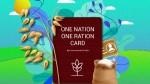 ದೇಶದ 9 ರಾಜ್ಯಗಳಲ್ಲಿ 'ಒನ್ ನೇಷನ್, ಒನ್ ರೇಷನ್ ಕಾರ್ಡ್' ಯೋಜನೆ ಅನುಷ್ಠಾನ!