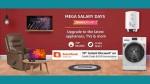 ಅಮೆಜಾನ್ ಮೆಗಾ ಸ್ಯಾಲರಿ ಡೇ ಸೇಲ್: ಸ್ಮಾರ್ಟ್ಟಿವಿಗಳಿಗೆ 30% ರಿಯಾಯಿತಿ!