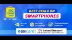 Flipkart Big Saving Days sale: ಸ್ಮಾರ್ಟ್ಫೋನ್ಗಳ ಖರೀದಿಗೆ ಇದೇ ರೈಟ್ ಟೈಂ!