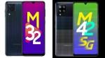 ಸ್ಯಾಮ್ಸಂಗ್ ಗ್ಯಾಲಕ್ಸಿ M32 VS ಗ್ಯಾಲಕ್ಸಿ M42: ಬಜೆಟ್ ದರದಲ್ಲಿ ಯಾವುದು ಬೆಸ್ಟ್?