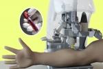 ಆರೋಗ್ಯ ಕ್ಷೇತ್ರಕ್ಕೆ ಕಾಲಿಟ್ಟ ರೋಬೋಟ್..! ರಕ್ತ ಪರೀಕ್ಷೆ ಮಾಡಲು ಸಿದ್ಧ..!