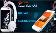 Micromax Canvas Music A88 Online Deals