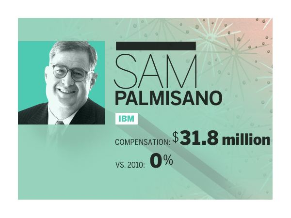 Sam Palmisano, IBM