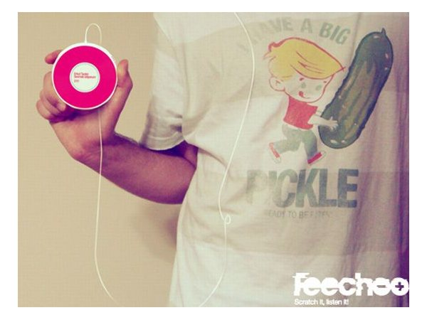 Feechoo MP3 Player