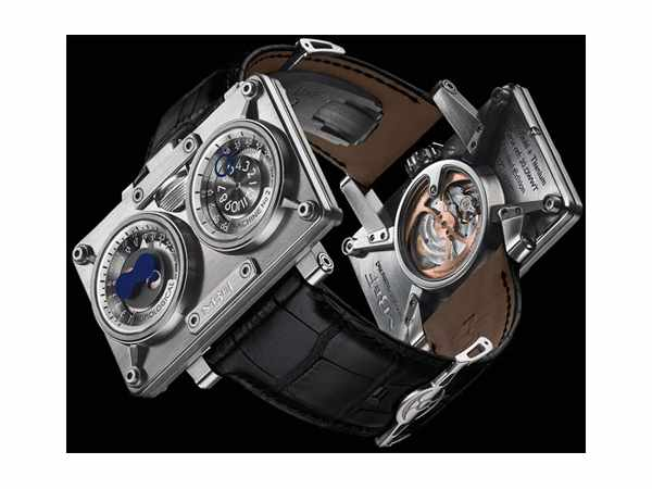 Horological-Machine watch