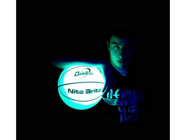 Glow in the Dark Basketball