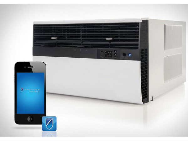 Air Conditioner with Wi-Fi Control