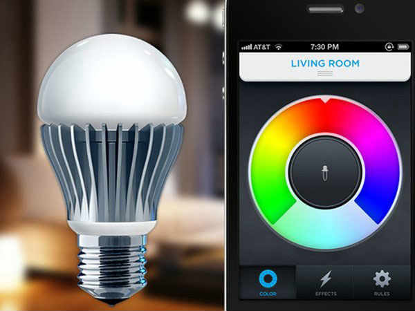 Wi-Fi Smart Light Bulb