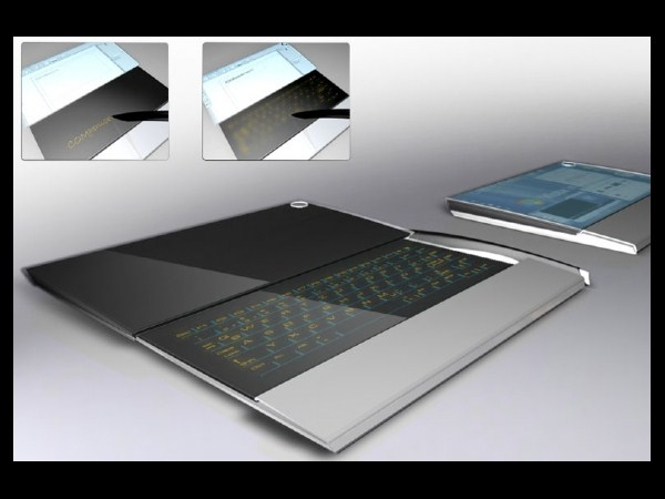 Compenion laptop