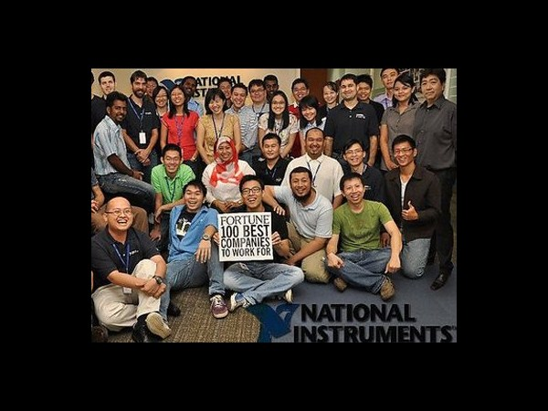 4. National Instruments