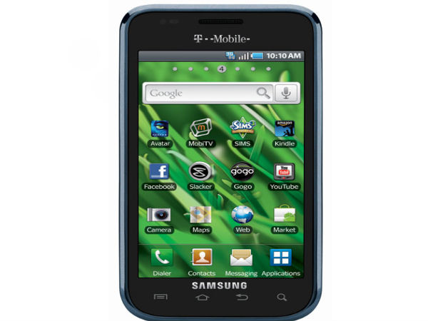Samsung Vibrant (July 2010)
