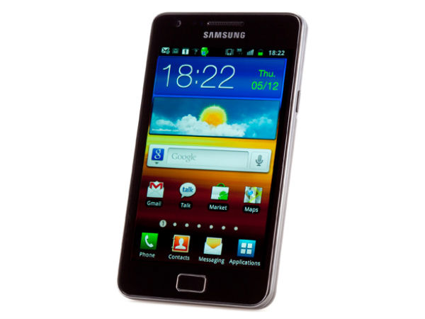 Samsung Galaxy S II (May 2011)