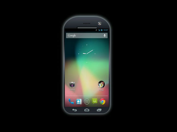 Samsung N4 Concept is A Nexus Phone