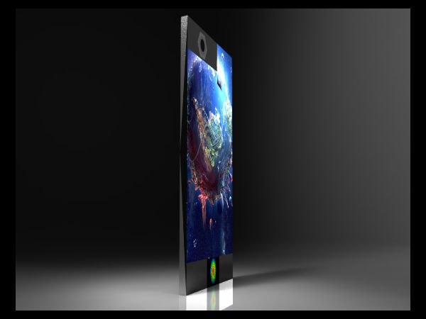 Samsung ISD Phone ,720p Display