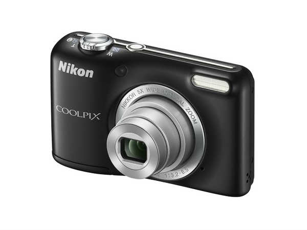 Nikon Coolpix L27 Point & Shoot