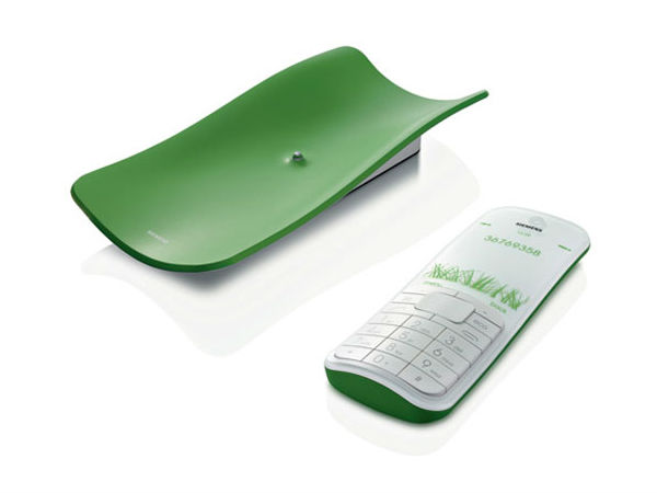 Leaf cell phone