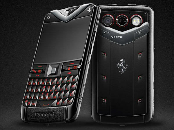 Vertu Ascent Ferrari
