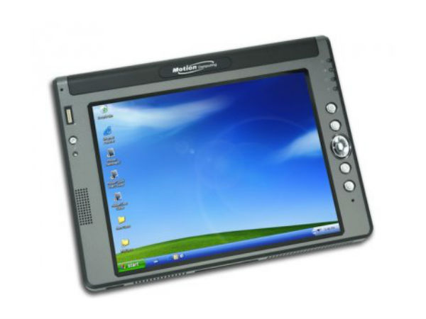 Motion Computing Tablet