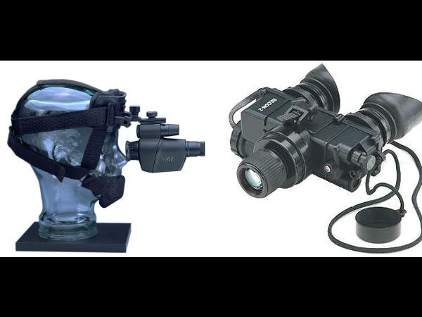Night Vision Security Equipment