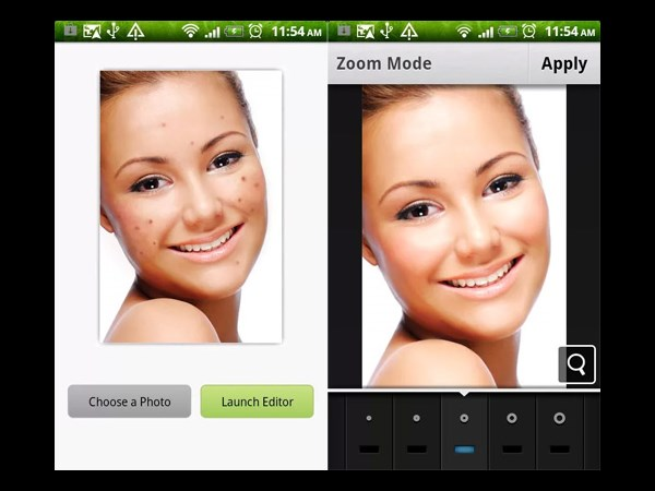 Pimple Remover Photo Retouch