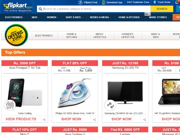 Flipkart: Discounts, sales and offers to look for this Diwali 2014