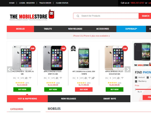 TheMobileStore: Discounts, sales and offers to look for this Diwali 2014