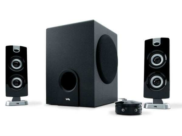 Cyber Acoustics Subwoofer Satellite System