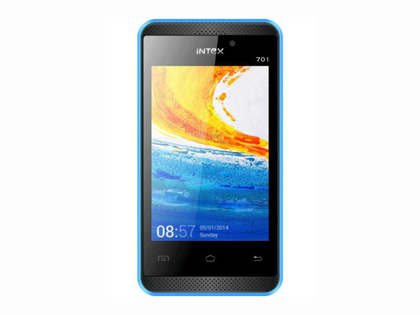 Intex Crystal 701