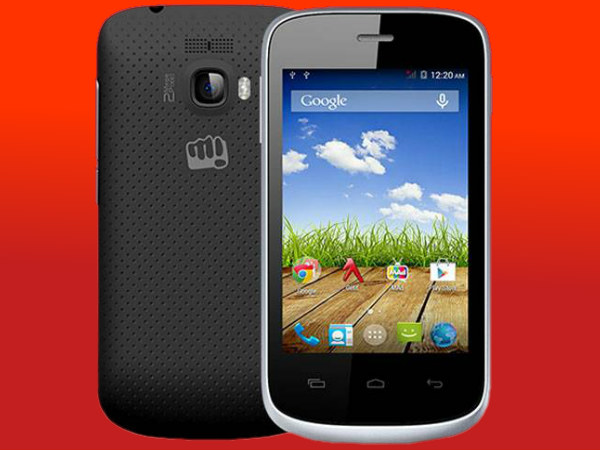 Micromax Canvas Bolt A064