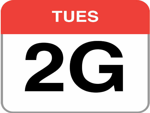 2G Tuesdays'