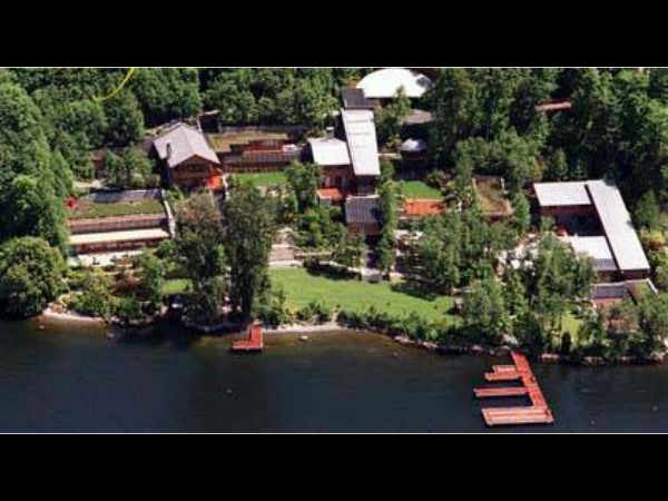 Mind Blowing Bill Gates House Inside Pictures Kannada