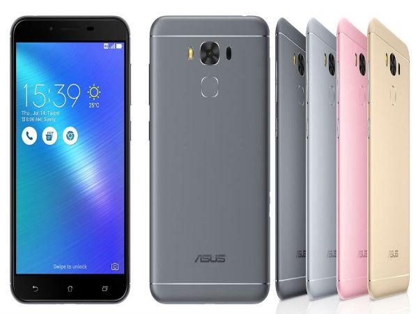 Asus ZenFone 3 Max ಪೋನಿನ ಇತಿ-ಮಿತಿ