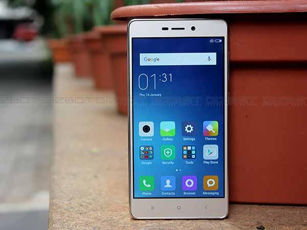 """3GB RAM, 4100AMH ಬ್ಯಾಟರಿ ಹೊಂದಿರುವ """"ರೆಡ್ಮಿ 3ಎಸ್ ಪ್ರೈಮ್"""" ಬೆಲೆ 8,999₹!!"""