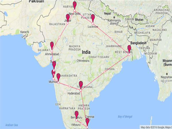 ಬೆಂಗಳೂರಿಗೆ ಬರಲಿದೆ ಅತ್ಯಂತದ ವೇಗದ ಸಾರಿಗೆ ಹೈಪರ್ಲೂಪ್ ..!!!