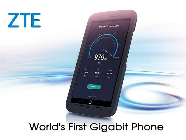 ವಿಶ್ವದ ಮೊದಲ 5G ಸ್ಮಾರ್ಟ್ಪೋನ್: ವಿಶೇಷತೆಗಳೇನು..?
