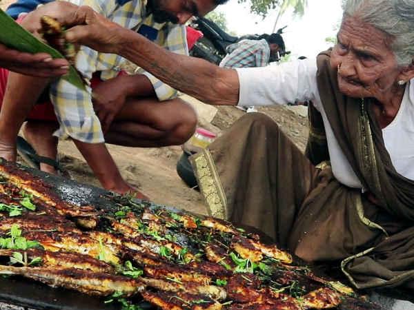ನಾನ್ವೆಜ್ ಅಜ್ಜಿ ಯೂಟ್ಯೂಬ್ ಸ್ಟಾರ್ ಆದ ಕಥೆ