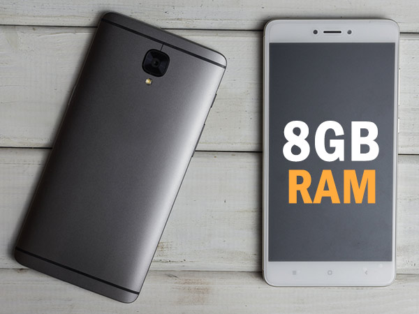 8GB RAM ಇದ್ದರೇ ಸ್ಮಾರ್ಟ್ ಫೋನಿನಲ್ಲಿ ಏನೆಲ್ಲಾ ಮಾಡಬಹುದು ಗೊತ್ತಾ..?