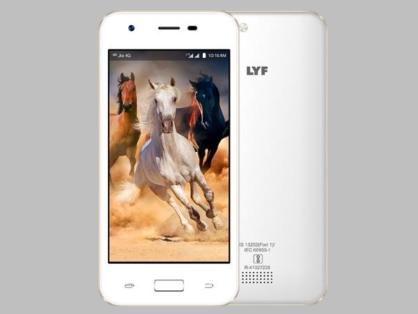 ಕಡಿಮೆ ಬೆಲೆಗೆ ಮತ್ತೊಂದು LYF 4G ಸ್ಮಾರ್ಟ್ಫೋನ್ ಬಿಡುಗಡೆ..ಸೂಪರ್ ಫೀಚರ್ಸ್!!